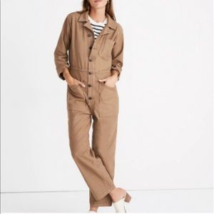Madewell As Ever Coverall size Small
